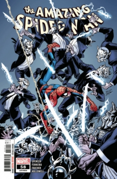 Amazing Spider-Man vol 5 # 58