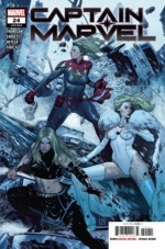 Captain Marvel vol 10 # 24