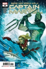 Captain Marvel vol 10 # 25