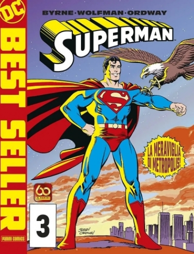 DC Best Seller - Superman di J. Byrne # 3