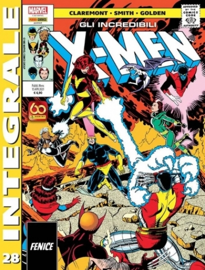 Marvel Integrale - Gli incredibili X-Men # 28