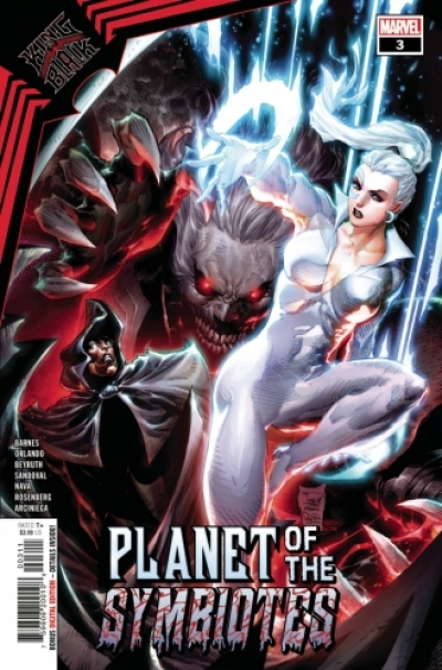 King in Black: Planet of the Symbiotes # 3