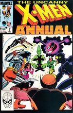 Uncanny X-Men Annual vol 1 # 7