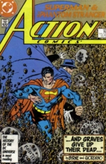 Action Comics vol 1 # 585