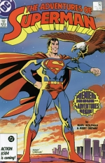 Adventures of Superman vol 1 # 424