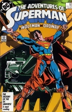 Adventures of Superman vol 1 # 425