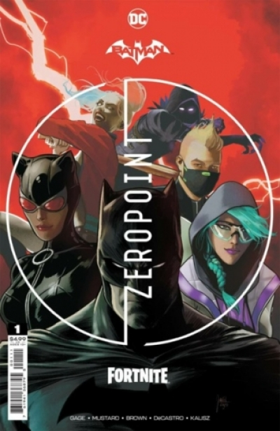 Batman/Fortnite: Zero Point # 1