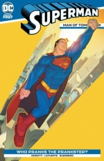 Superman: Man of Tomorrow # 13